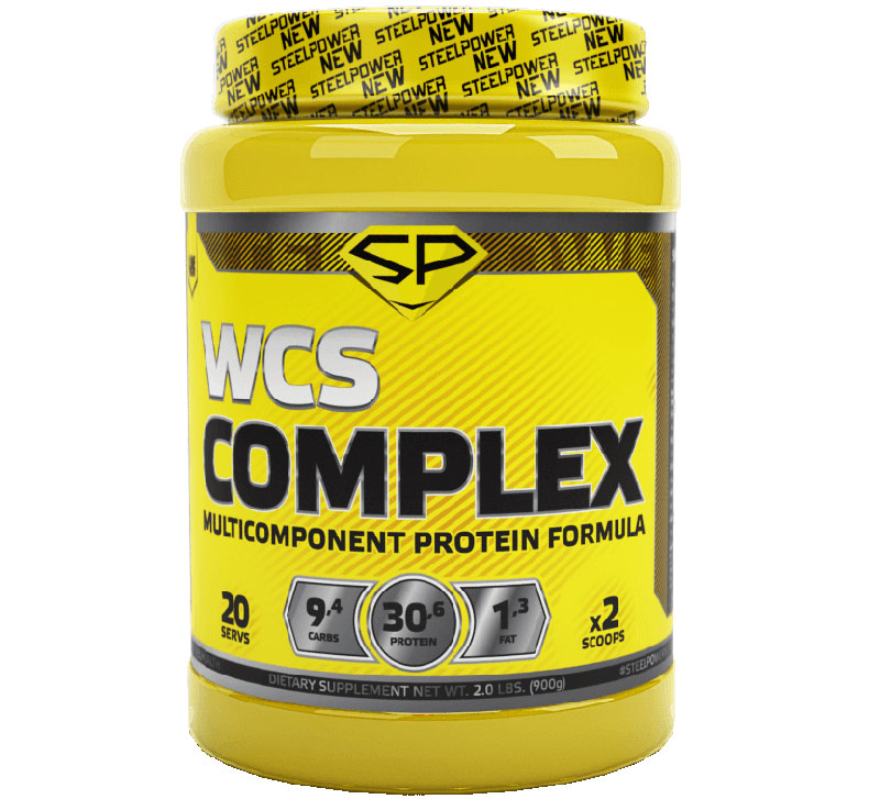 WCS Complex Steel Power