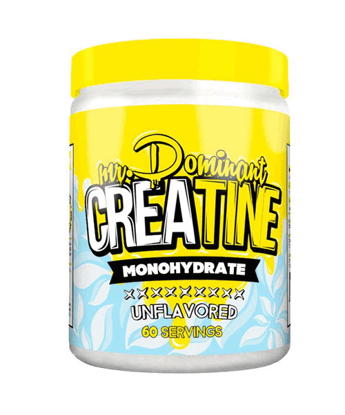 Creatine Monohydrate MR. Dominant