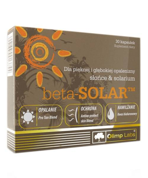 Beta Solar Olimp Sport Nutrition 30 капс.