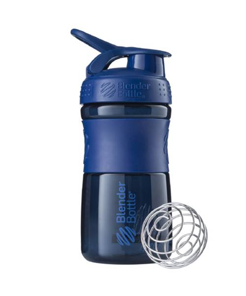 Sportmixer, Цвет Неви (navy) Blender Bottle 591 мл.