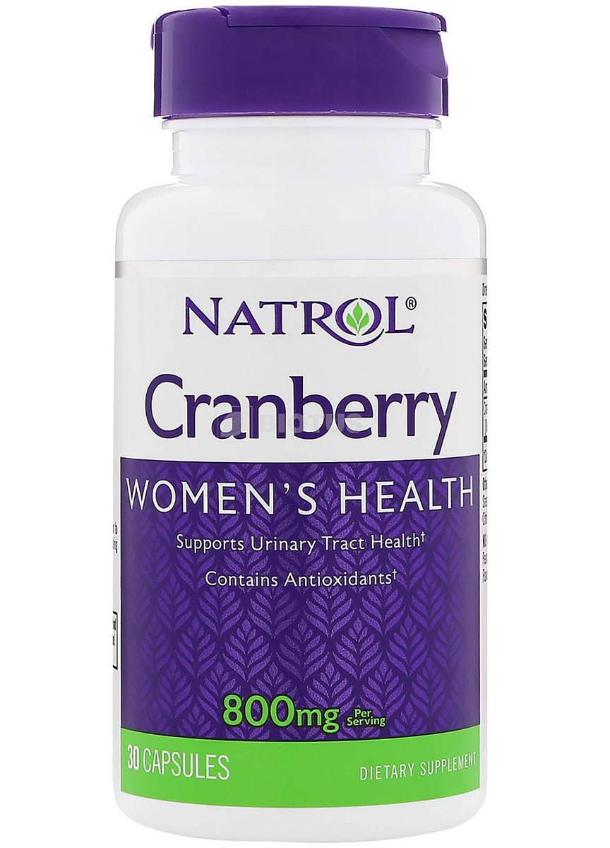 Cranberry 800 mg Natrol