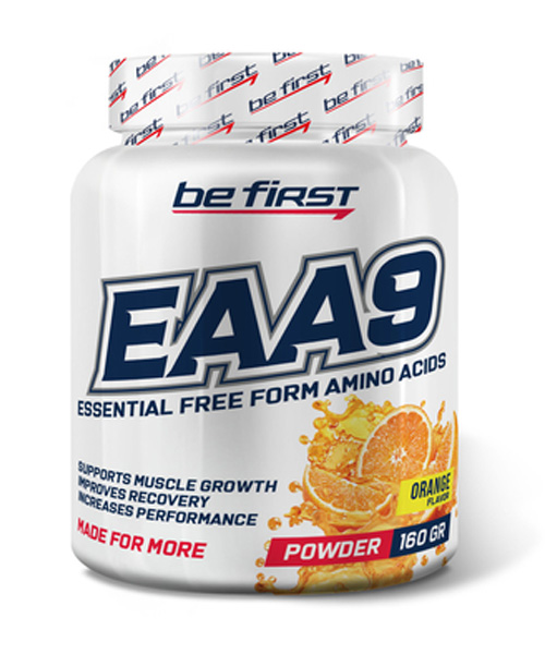 Eaa9 Powder BE First