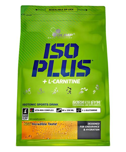 Iso Plus Olimp Sport Nutrition 1505 г