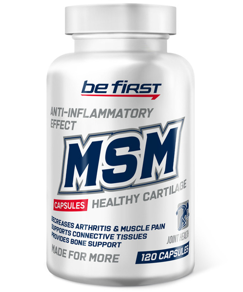 MSM Capsules BE First