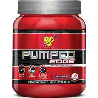 Pumped Edge BSN