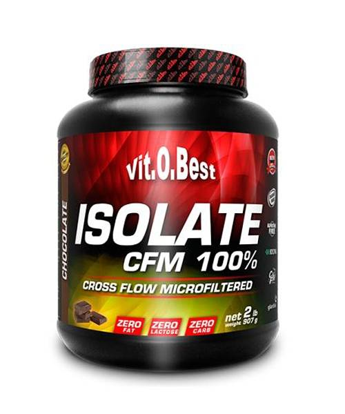 Isolate CFM 100% Vit.o.best 907 гр.