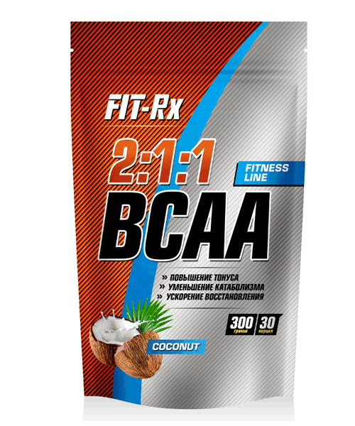 Bcaa 2:1:1 Fit-rx 300г