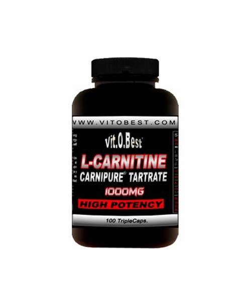 L-carnitine Vit.o.best 120 капс.