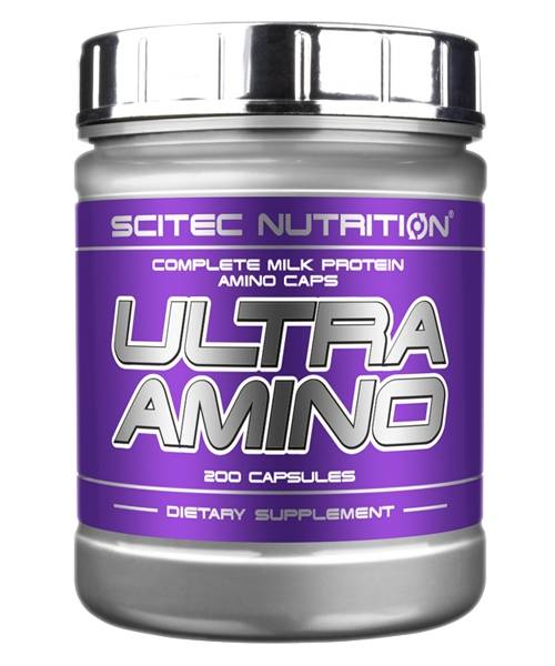 Ultra Amino Scitec Nutrition 200 капс.