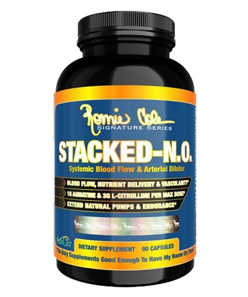 Stacked-n.o. Ronnie Coleman Signature Series 90 капс.