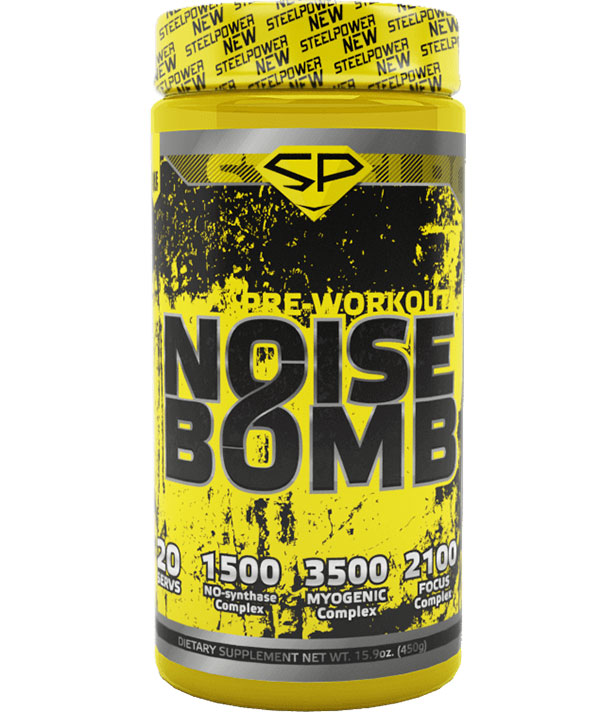 Noise Bomb Steel Power