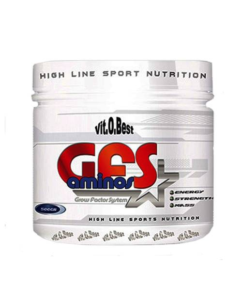 GFS Aminos Powder Vit.o.best 500 гр.