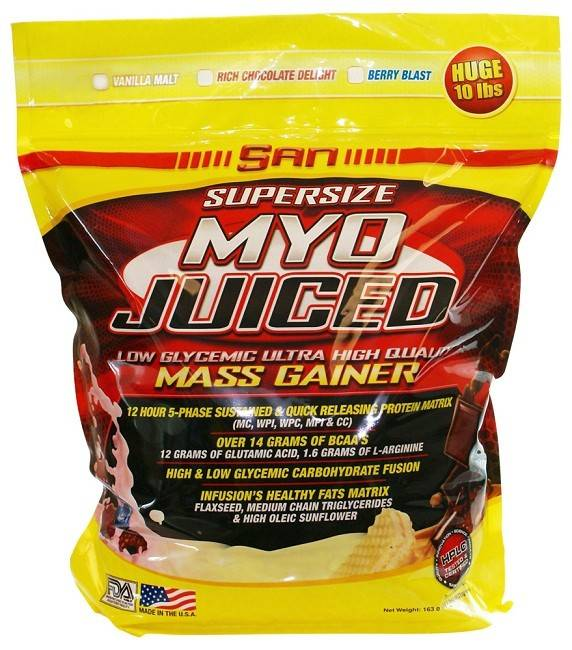 Myo Juiced SAN 4536 г