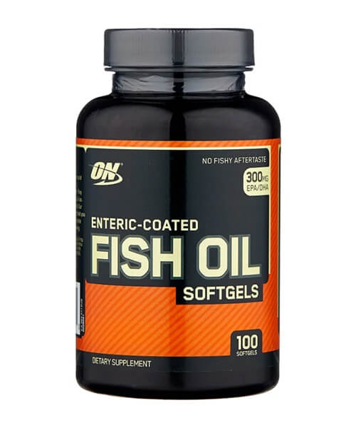 Fish Oil Optimum Nutrition 100 капс.