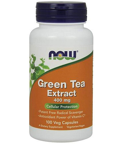 Green Tea Extract 400 mg NOW