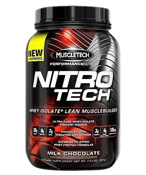 Nitro-tech Perfomance Series Muscletech 907 г
