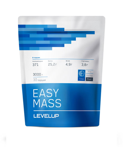 Easymass Level UP 3000 г