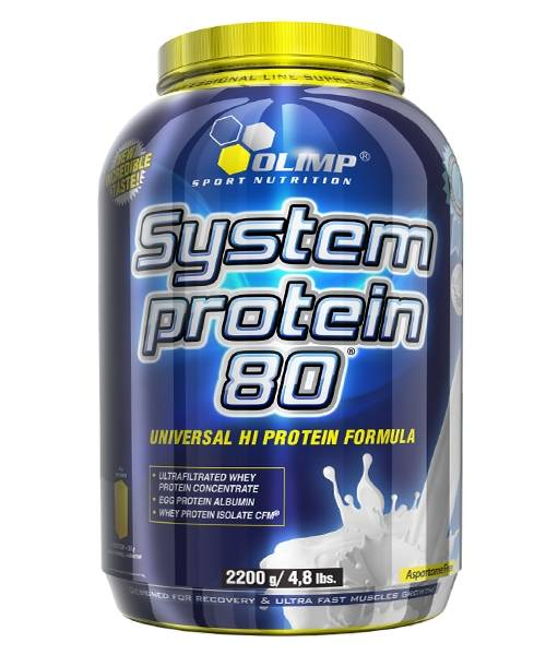 System Protein 80 Olimp Sport Nutrition 2200 г