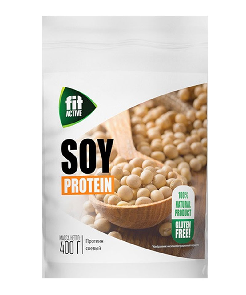 Fit Active Soy Protein FIT Parad
