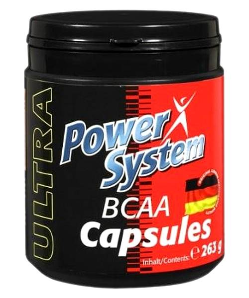 Bcaa Capsules Power System 360 капс.