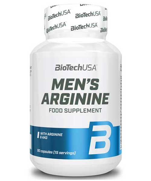 Men's Arginine Biotech Nutrition
