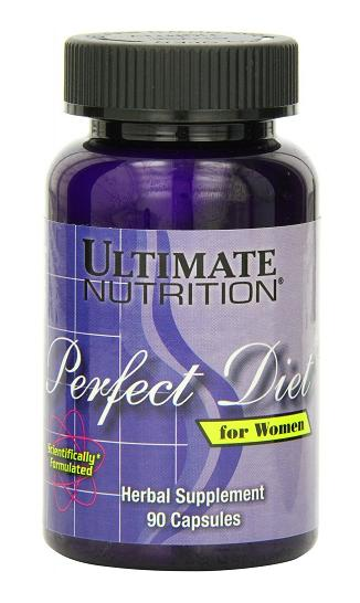 Perfect Diet for Woman Ultimate Nutrition 90 капс.