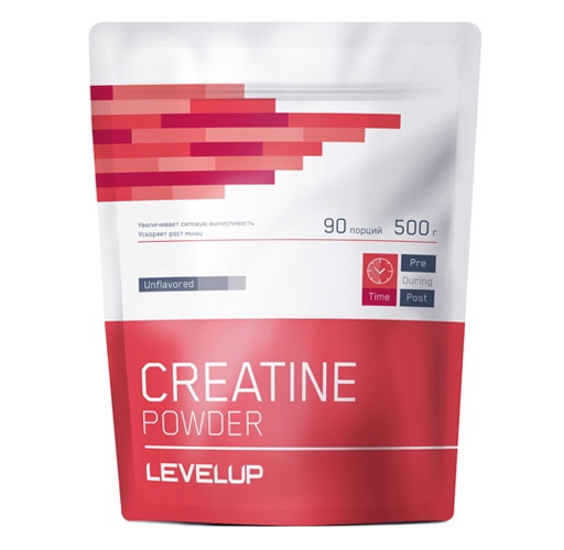 Creatine Powder Level UP 500 г