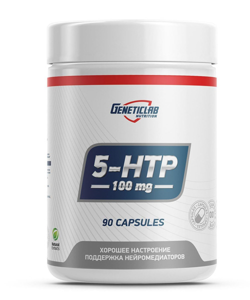 5-htp 100 mg Genetic LAB