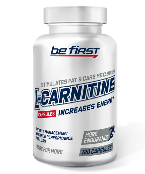 L-carnitine Capsules BE First 120 капс.