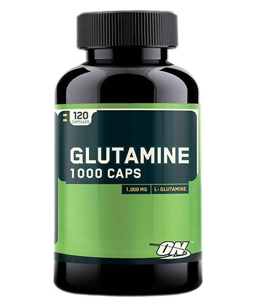 Glutamine 1000 Caps Optimum Nutrition 120 капс.
