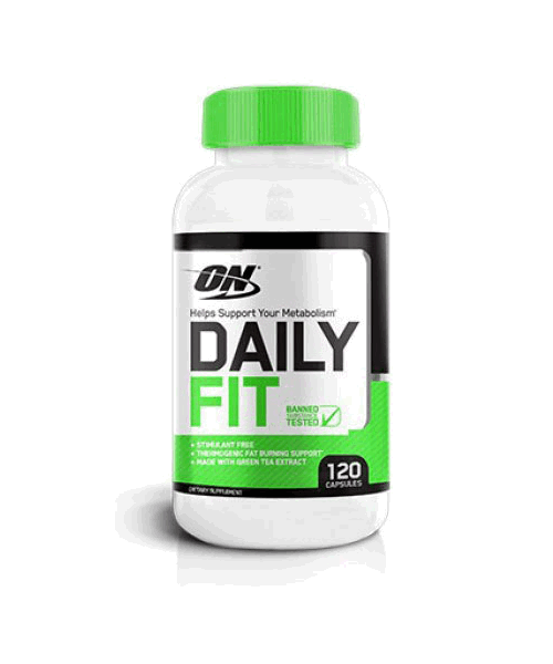 Daily-fit Caps Optimum Nutrition