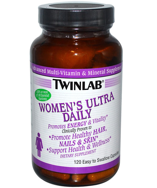 Women's Ultra Daily Twinlab