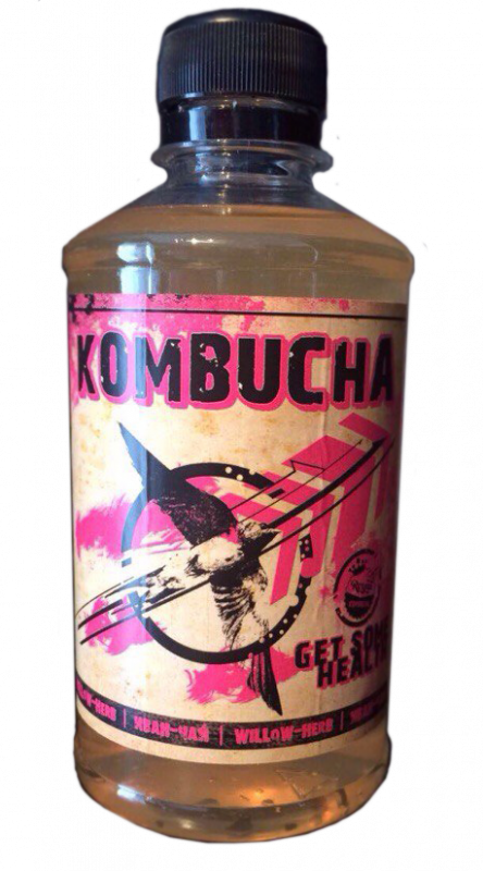 Иван чай Royal Kombucha 300 мл.