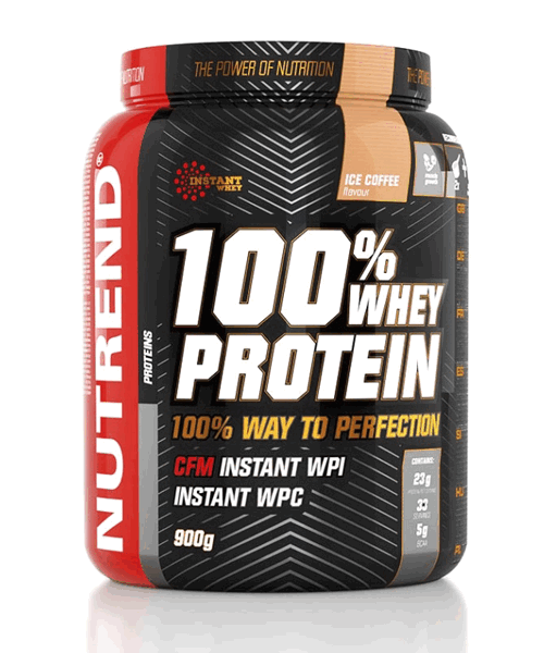 100 % Whey Protein Nutrend 900 гр.