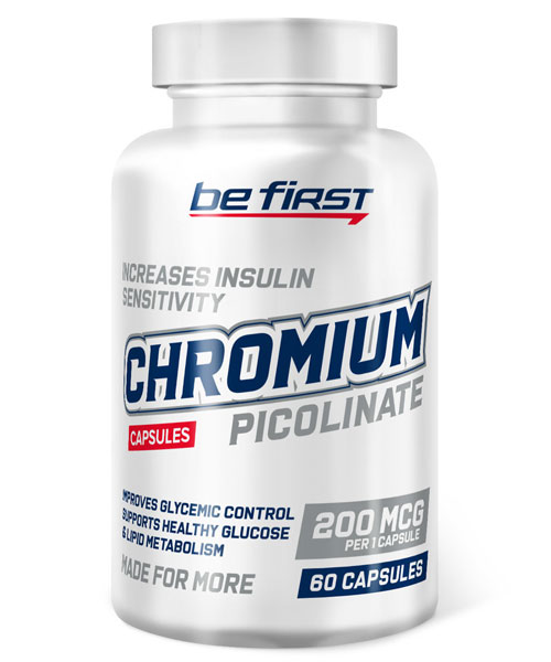 Chromium Picolinate BE First