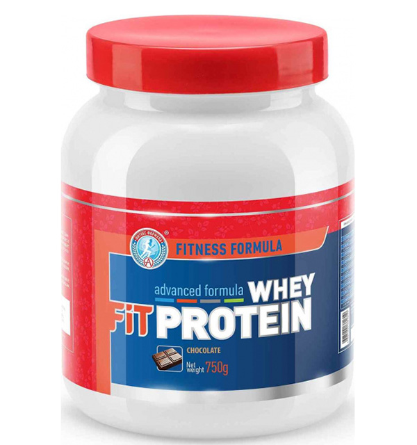 Fit Whey Protein Академия-т 750 г