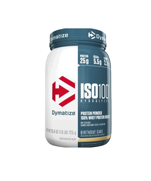 ISO 100 Zero Carb Dymatize Nutrition 726 г