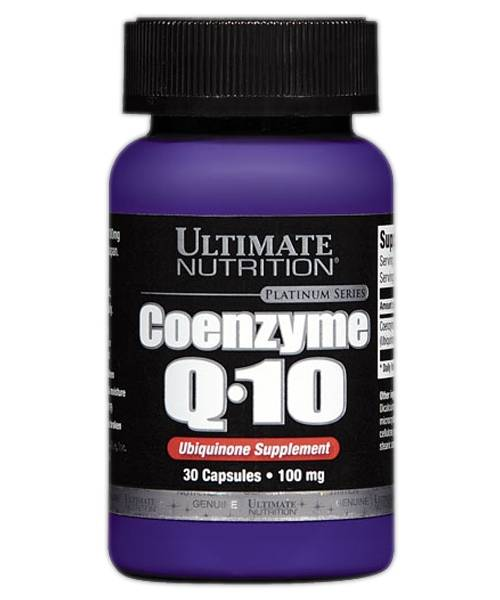 Coenzyme Q10 100 mg Ultimate Nutrition