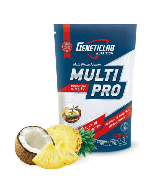 Multi Pro Genetic LAB 1000 г