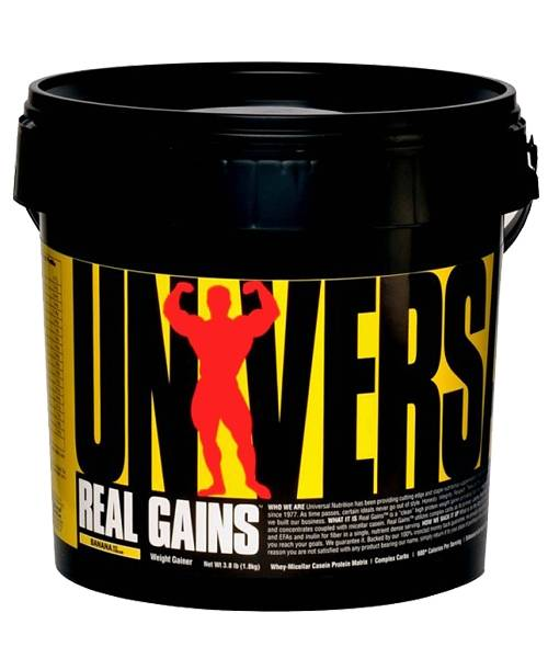 Real Gains Universal Nutrition 1728 г
