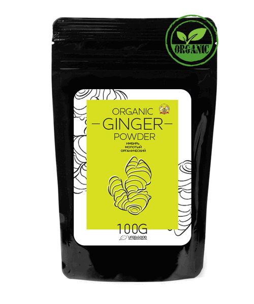 Organic Ginger Powder Ufeelgood