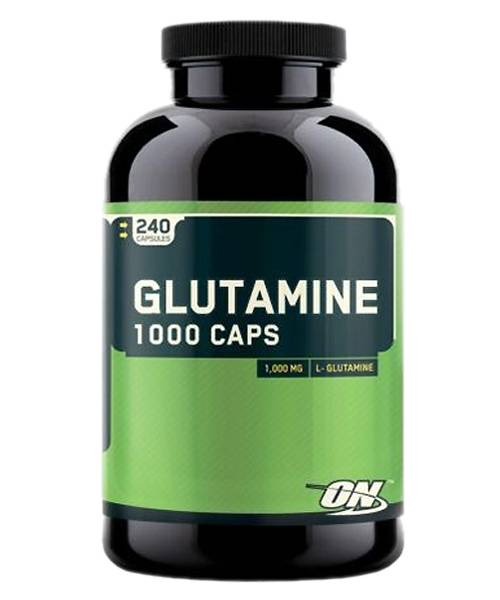 Glutamine 1000 Caps Optimum Nutrition 240 капс.