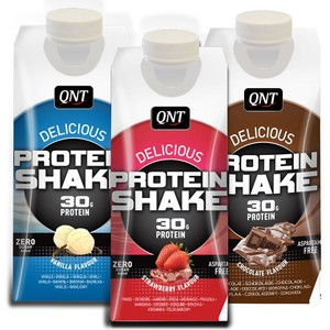 Delicious Whey Protein Shake QNT 330 мл.