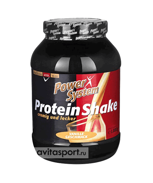 Protein Shake Power System 1000 гр.