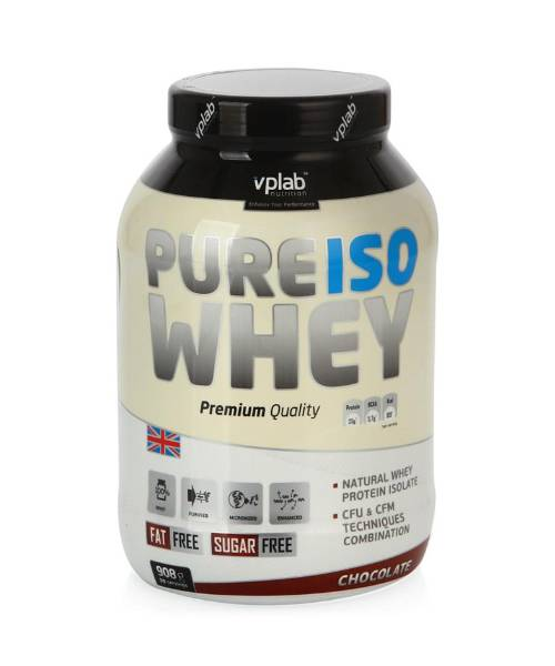 Pure Iso Whey VP Laboratory 908 г