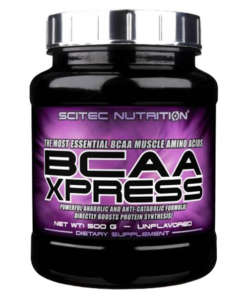Bcaa Xpress Scitec Nutrition 500 г