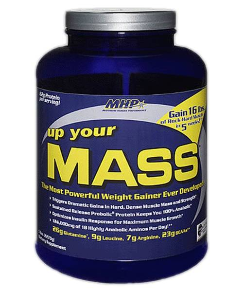 Up Your Mass MHP 2268 г