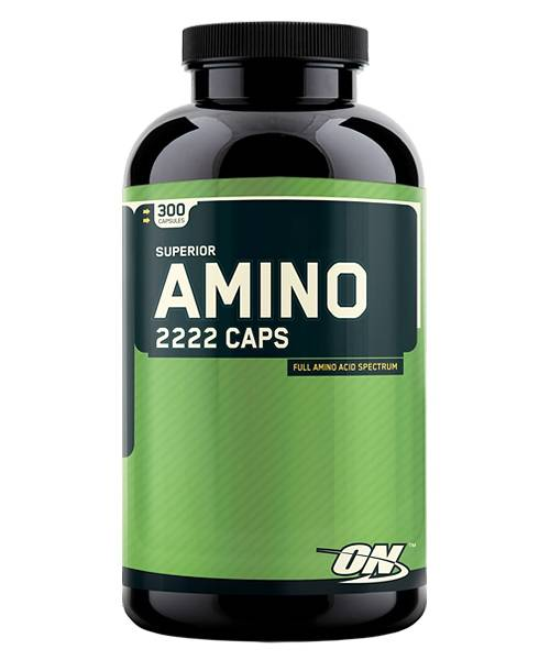 Amino 2222 Caps Optimum Nutrition 300 капс.