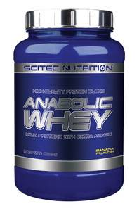 Anabolic Whey Scitec Nutrition 900 г