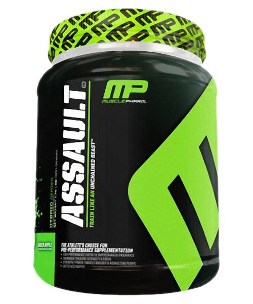 Assault Musclepharm 736 гр.